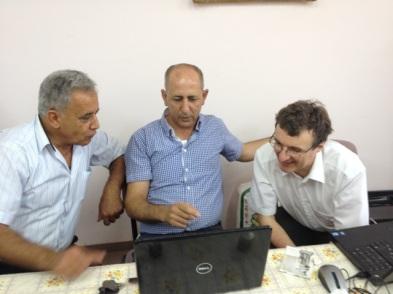 Fawaz, Irimia, and Oliviet